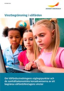 Vinstbegränsning i välfärden (e-bok) av Svenskt