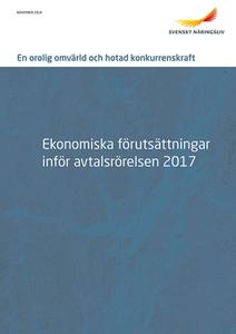 En orolig omvärld och hotad konkurrenskraft (e-