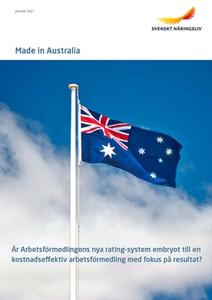 Made in Australia (e-bok) av Svenskt Näringsliv