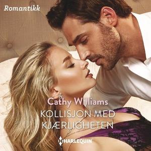 Kollisjon med kjærligheten (lydbok) av Cathy