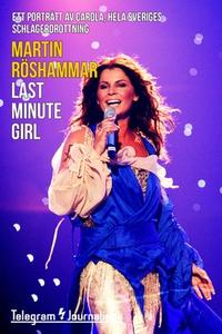 Last minute girl (e-bok) av Martin Röshammar