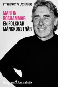 En folkkär mångkonstnär (e-bok) av Martin Rösha