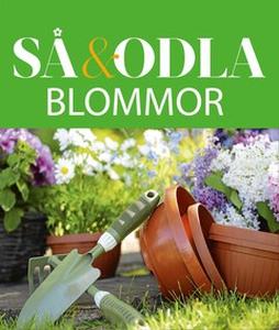 Blommor – Så & odla – Handboken för att lyckas