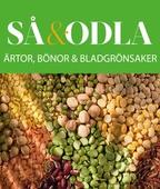 Ärtor, bönor & bladgrönsaker – Så & odla – Handboken för att lyckas med din skörd