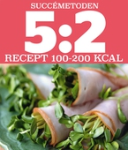 5:2 Succémetoden Recept 100-200 kcal