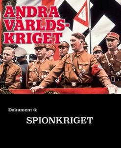Spionkriget – Andra världskriget (e-bok) av Exp