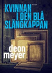 Kvinnan i den blå slängkappan (e-bok) av Deon M