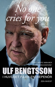 No one cries for you (e-bok) av Ulf Bengtsson