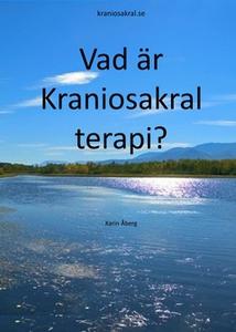 Vad är Kraniosakral terapi? (e-bok) av Karin Åb
