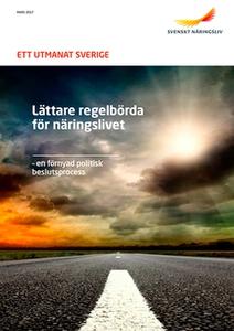 Ett utmanat Sverige (e-bok) av Svenskt Näringsl