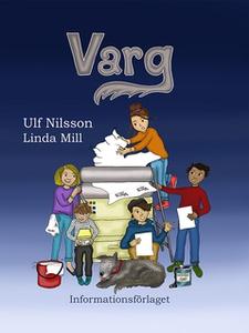 Varg (e-bok) av Ulf Nilsson
