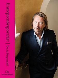 Entreprenörsporträtt David Bergendahl (e-bok) a