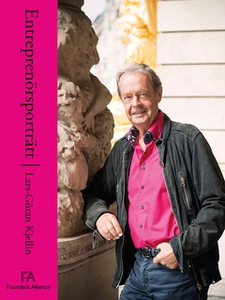 Entreprenörsporträtt Lars-Göran Kjellin (e-bok)