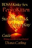 BDSM Kinky Sex - PervoKitten: Guiden Stearin-lekar & Wax play - Förnya sexlivet med hetta!
