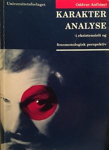 Karakteranalyse (e-bok) av Oddvar Anfinset