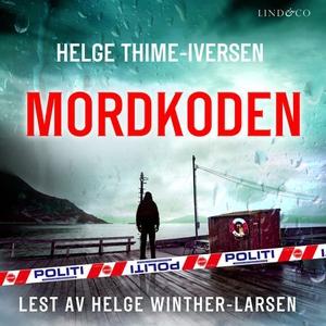 Mordkoden (lydbok) av Helge Thime-Iversen