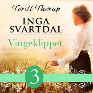 Vingeklippet (lydbok) av Torill Thorup
