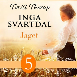 Jaget (lydbok) av Torill Thorup