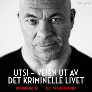 Utsi (lydbok) av Susanne Hætta