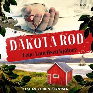 Dakota rød (lydbok) av Lene Lauritsen Kjølner