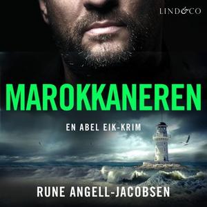 Marokkaneren (lydbok) av Rune Angell-Jacobsen