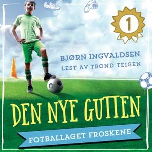Den nye gutten (lydbok) av Bjørn Ingvaldsen