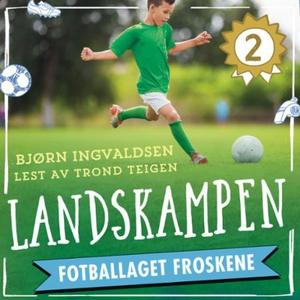 Landskampen (lydbok) av Bjørn Ingvaldsen