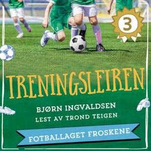 Treningsleiren (lydbok) av Bjørn Ingvaldsen