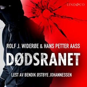 Dødsranet (lydbok) av Rolf J. Widerøe, Hans P