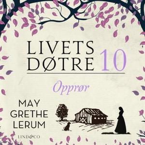 Opprør (lydbok) av May Grethe Lerum