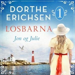 Jon og Julie (lydbok) av Dorthe Erichsen