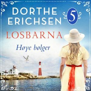 Høye bølger (lydbok) av Dorthe Erichsen