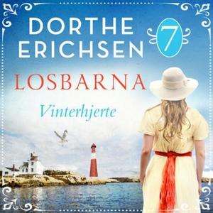 Vinterhjerte (lydbok) av Dorthe Erichsen