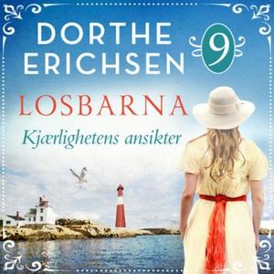 Kjærlighetens ansikter (lydbok) av Dorthe Eri