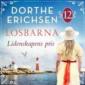 Lidenskapens pris (lydbok) av Dorthe Erichsen