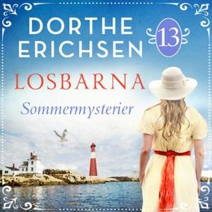 Sommermysterier (lydbok) av Dorthe Erichsen