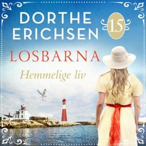 Hemmelige liv (lydbok) av Dorthe Erichsen