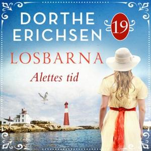 Alettes tid (lydbok) av Dorthe Erichsen
