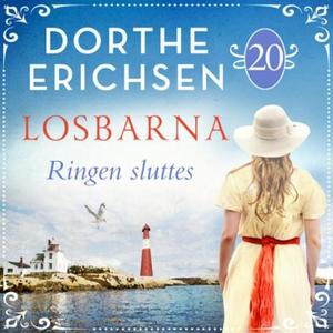 Ringen sluttes (lydbok) av Dorthe Erichsen