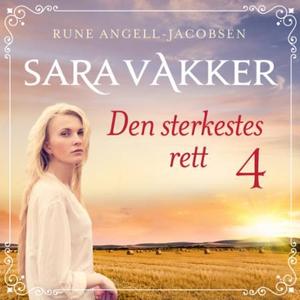 Den sterkestes rett (lydbok) av Rune Angell-J
