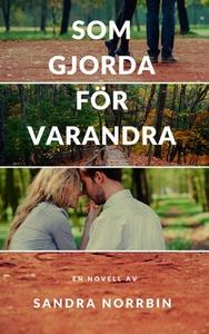 Som gjorda för varandra (e-bok) av Sandra Norrb