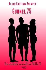 Gunnel 75 - Erotik (e-bok) av Nilla T