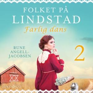 Farlig dans (lydbok) av Rune Angell-Jacobsen