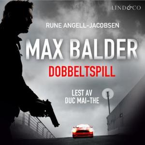 Dobbeltspill (lydbok) av Rune Angell-Jacobsen