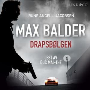 Drapsbølgen (lydbok) av Rune Angell-Jacobsen