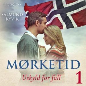 Uskyld for fall (lydbok) av Salmund Kyvik