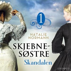 Skandalen (lydbok) av Natalie Normann