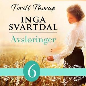 Avsløringer (lydbok) av Torill Thorup