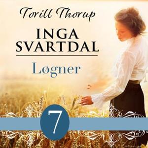 Løgner (lydbok) av Torill Thorup