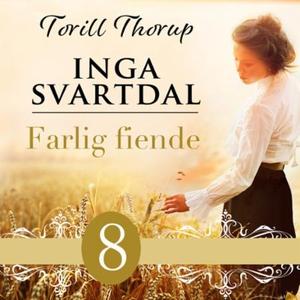 Farlig fiende (lydbok) av Torill Thorup